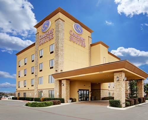 hotel Comfort Suites Buda