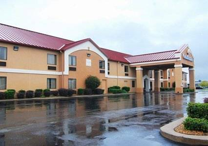 hotel Quality Inn & Suites Pine Bluff