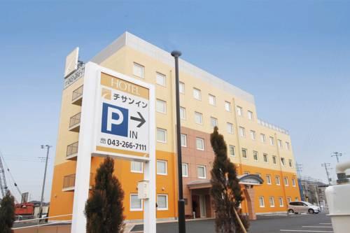 hotel Chisun Inn Chiba Hamano R16