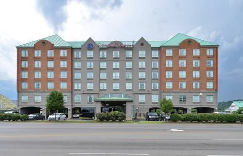 hotel Comfort Suites Newport