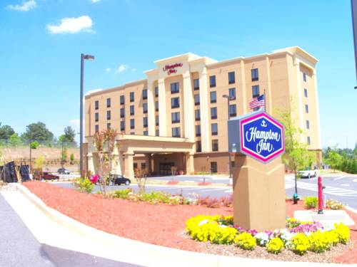 hotel Hampton Inn Covington