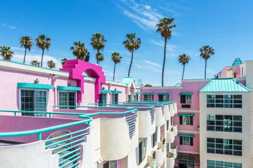 hotel Days Inn Santa Monica