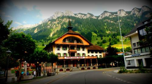 hotel Hotel Swiss Spirit
