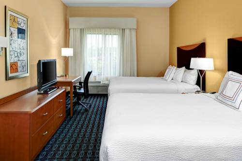 hotel Fairfield Inn & Suites Anniston Oxford