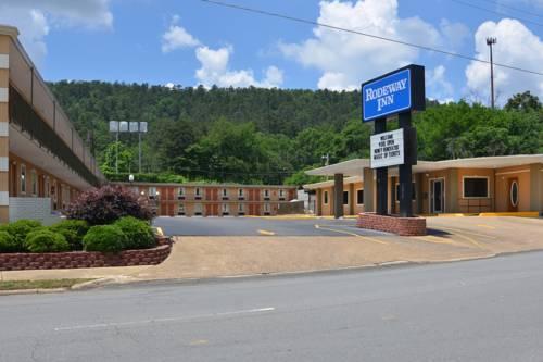 hotel Rodeway Inn Hot Springs