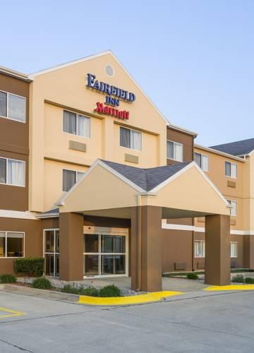 hotel Fairfield Inn & Suites Ashland