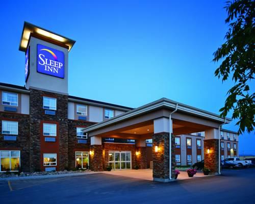 hotel Sleep Inn Regina East