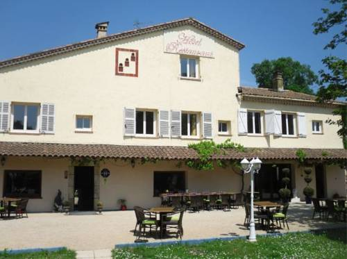 hotel Auberge des Mourgues