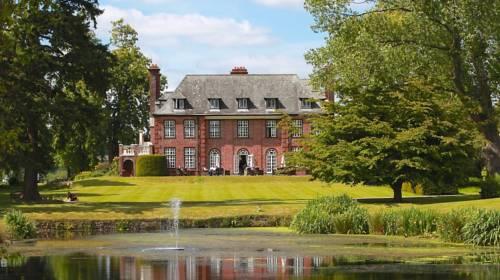 hotel Llansantffraed Court Hotel