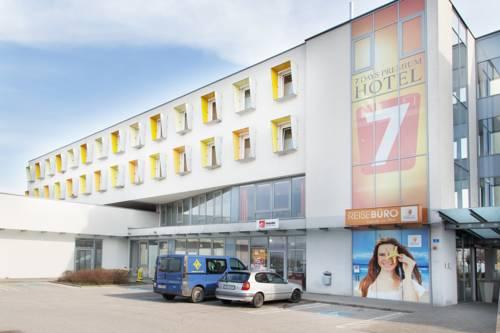 hotel 7 Days Premium Hotel Linz