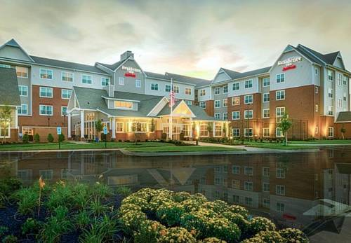 hotel Residence Inn by Marriott Columbus Polaris