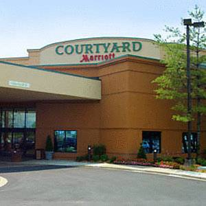 hotel Courtyard by Marriott Columbus West