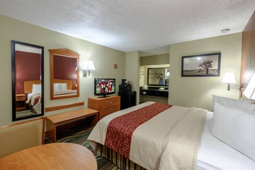 hotel Red Roof Inn Chattanooga - Lookout Mountain