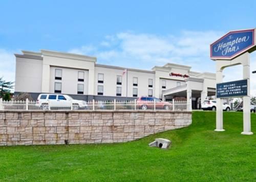 hotel Hampton Inn Lehighton - Jim Thorpe