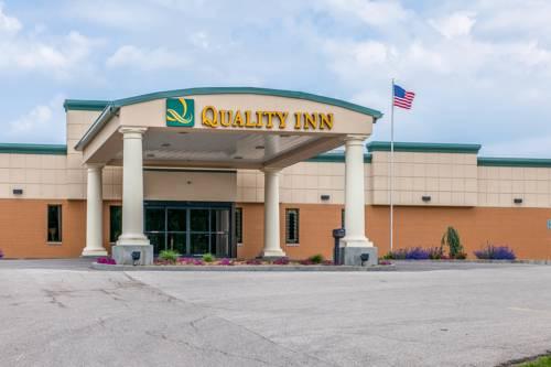 hotel Quality Inn Huntingburg