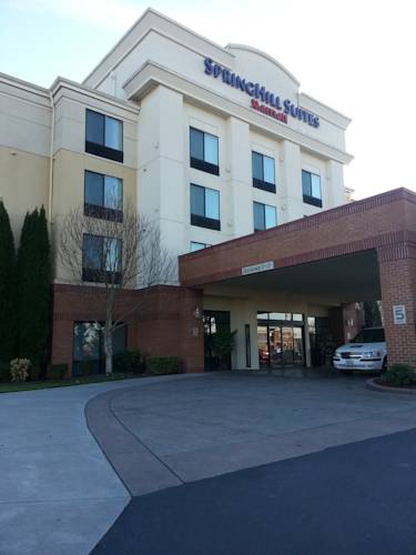 hotel SpringHill Suites by Marriott Portland Hillsboro