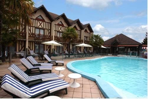 hotel Le Clos Deauville Saint Gatien