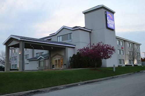 hotel Sleep Inn Lake Bluff