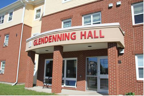 hotel The Glendenning at Holland College