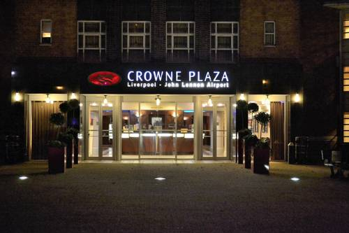 hotel Crowne Plaza Liverpool - John Lennon Airport