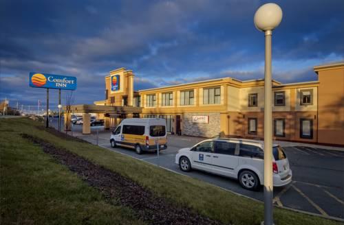 hotel Comfort Inn Airport St. John's