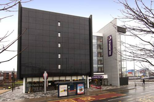hotel Premier Inn Walsall Town Centre