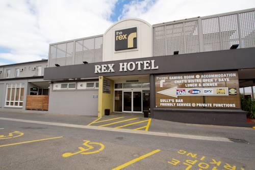 hotel Rex Hotel Adelaide