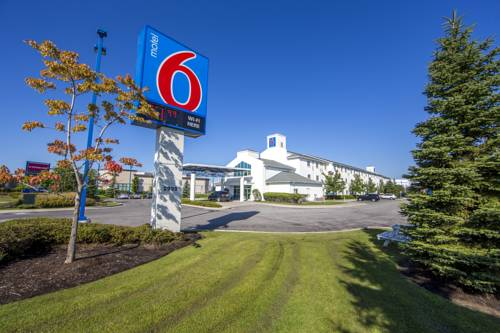 hotel Motel 6 Toronto - Mississauga