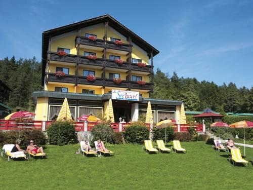 hotel Strandpension Seejuwel