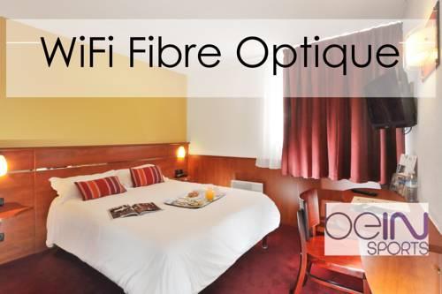 hotel Brit Hotel Rennes St Grégoire – Le Villeneuve