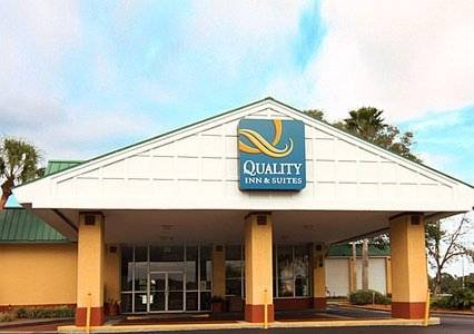 hotel Quality Inn & Suites and Conference Center