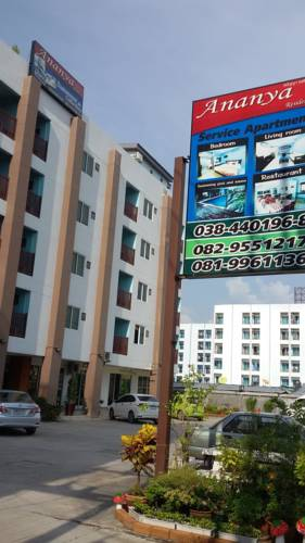 hotel Ananya Residence Service Apartment
