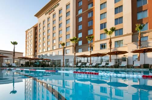 hotel Courtyard by Marriott Irvine Spectrum