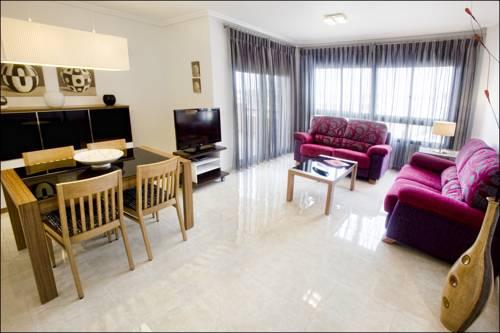 hotel Apartamentos Lomas De Campoamor