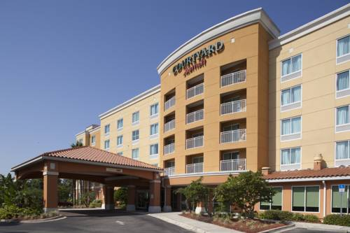 hotel Courtyard Jacksonville Orange Park