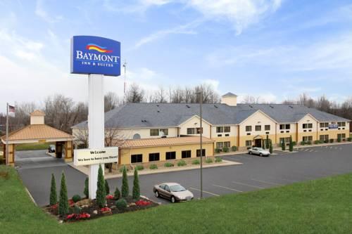 hotel Baymont Inn & Suites- Boston Heights/Hudson