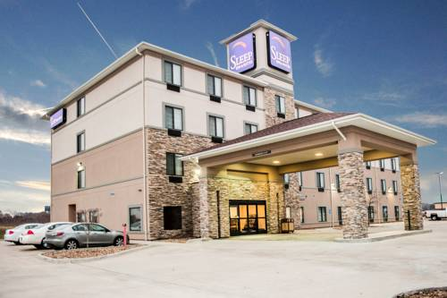 hotel Sleep Inn & Suites Fort Campbell