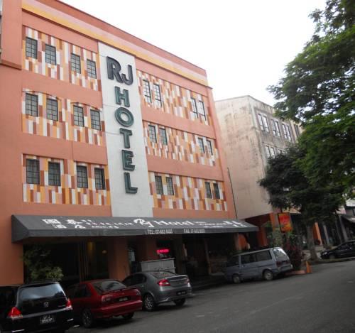 hotel RJ Hotel Kulai