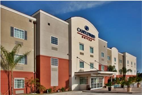 hotel Candlewood Suites New Iberia