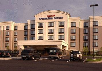 hotel SpringHill Suites by Marriott Wheeling Triadelphia Area