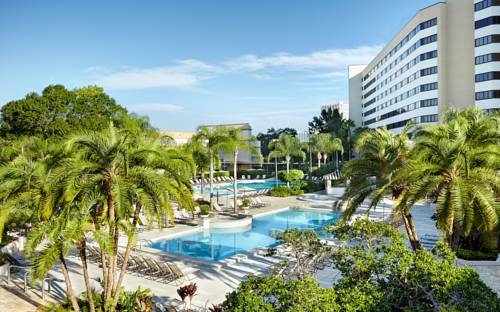 hotel Hilton Orlando Lake Buena Vista - Disney Springs™ Area