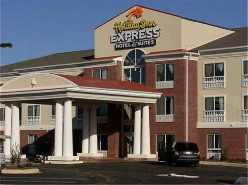 hotel Holiday Inn Express Hotel and Suites Natchitoches