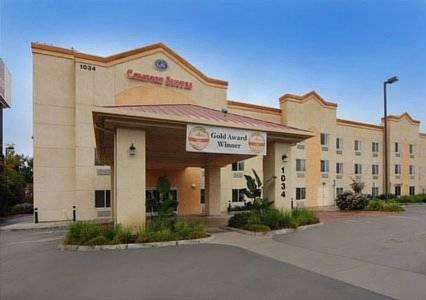 hotel Comfort Suites Marysville