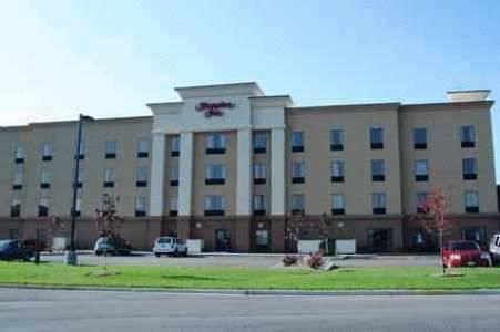 hotel Hampton Inn Macomb