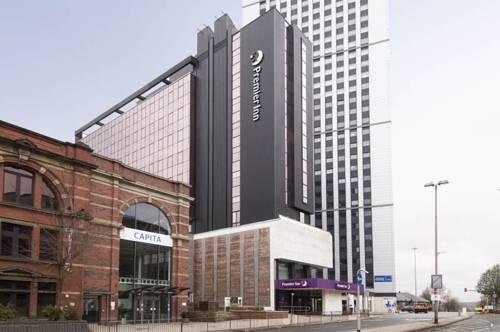 hotel Premier Inn Leeds City Centre - Leeds Arena