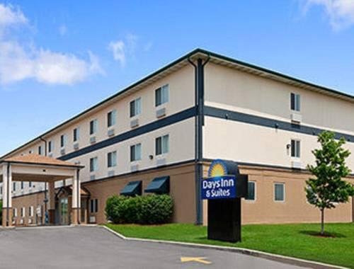 hotel Days Inn & Suites Romeoville