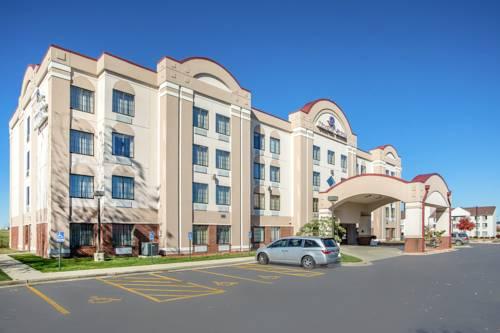 hotel Comfort Suites Springfield