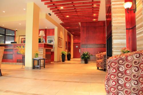 hotel Days Inn Edmonton Downtown