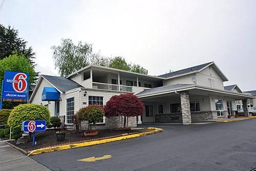 hotel Motel 6 Portland Mall - 205