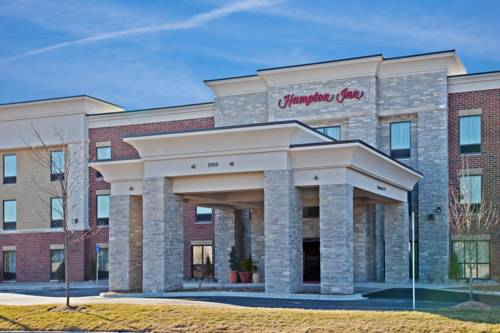 hotel Hampton Inn Detroit/Auburn Hills-North